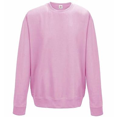 374726066bf Plain Baby Pink Sweatshirts