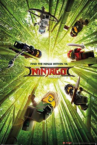 1art1 Lego Ninjago: La Película - Encuentra El Ninja Que Hay ...