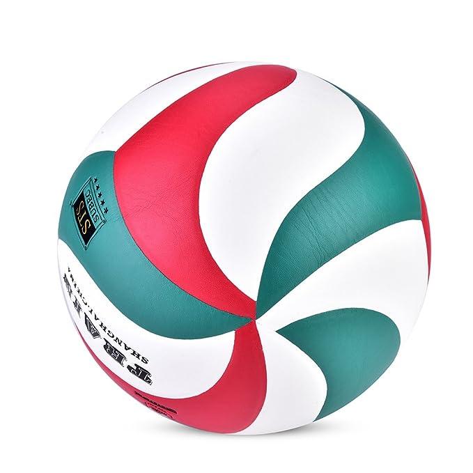 Elastischer Volleyball für Match Wettbewerb Training Entertainment ...