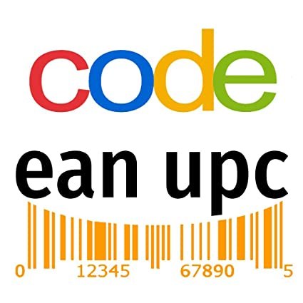 UPC Codes Certified by GS1 for Listing on Amazon Ebay with 1 000 UPC EAN Codes