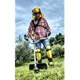 Garland Desbrozadora eléctrica, Amarilla, Standard: Amazon.es: Hogar