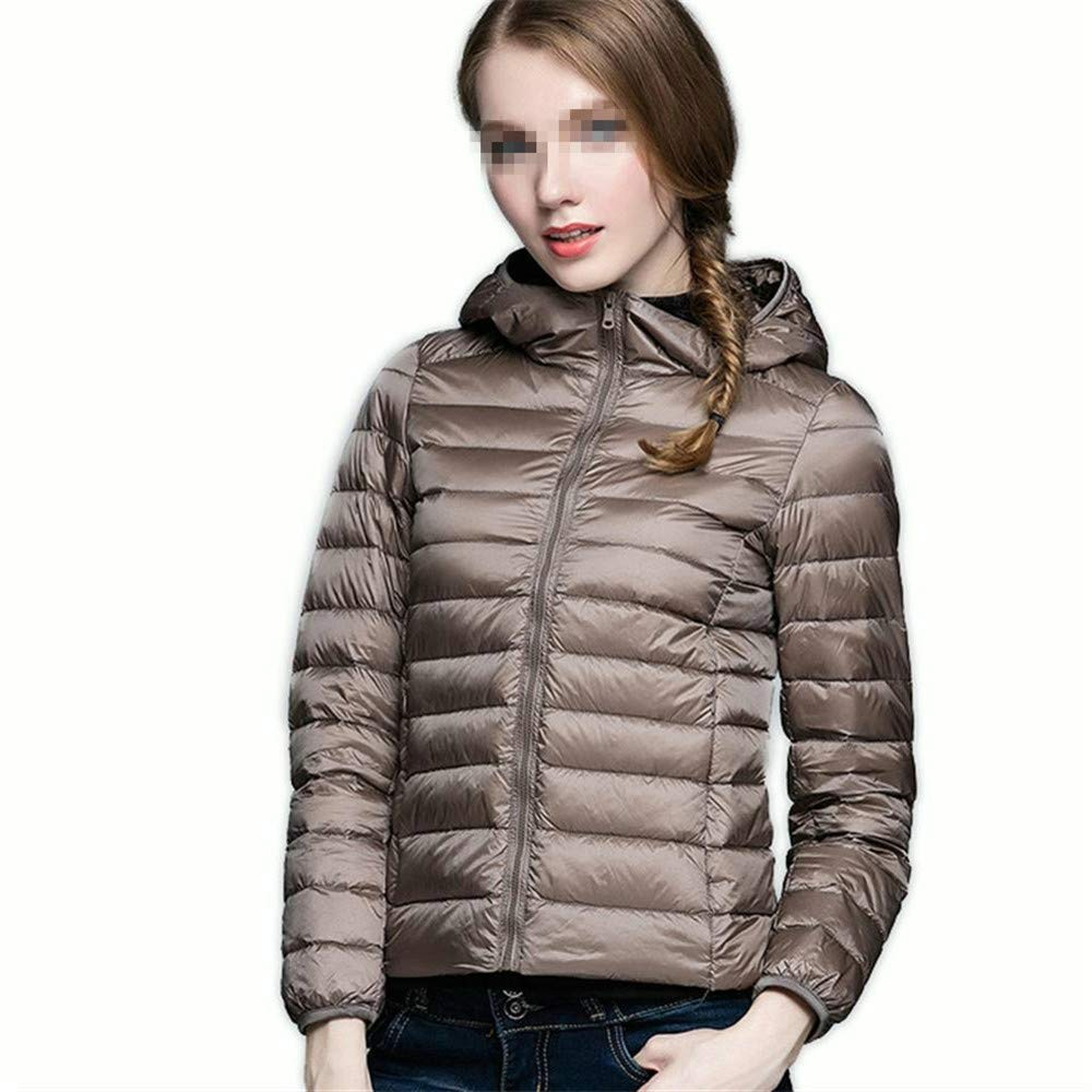 Dotoo Winter Ladies Ultra Light Hooded