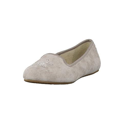 UGG Australia Mocasines de Piel Para Mujer Gris Scallop Oyster: Amazon.es: Zapatos y complementos