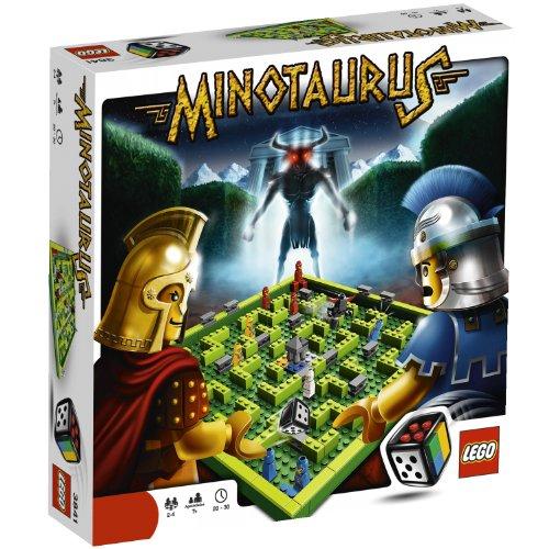 Lego Minotaurus Game  3841