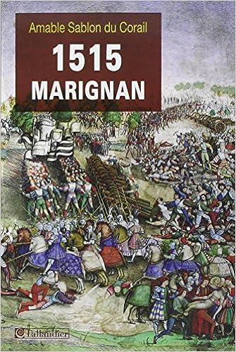 Livres gratuits en ligne 1515, Marignan pdf epub