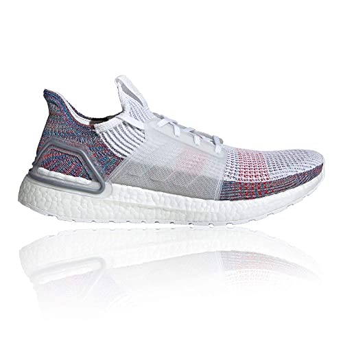 adidas Ultra Boost 19 Women s Running Shoes - SS19 White  Amazon.co ... 6c3efc0f416