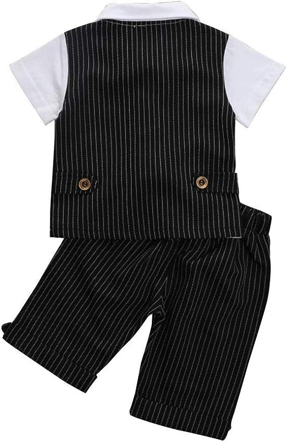 Amazon.com: Traje de verano de algodón para hombre de 12 ...