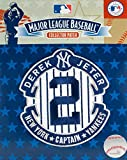 2014 Derek Jeter Retirement Final Season New York Yankees Jersey Patch (The Captain)
