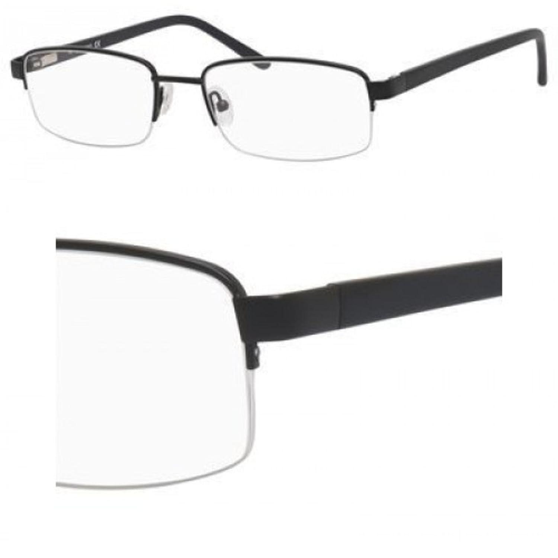 ADENSCO Eyeglasses 105 0003 Matte Black 55MM