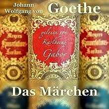 Das Märchen Hörbuch von Johann Wolfgang von Goethe Gesprochen von: Karlheinz Gabor