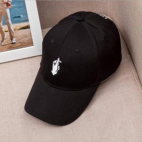 GSFD&DFGW Mano de algodón Rose Ok Love Gestures Sombreros con ...