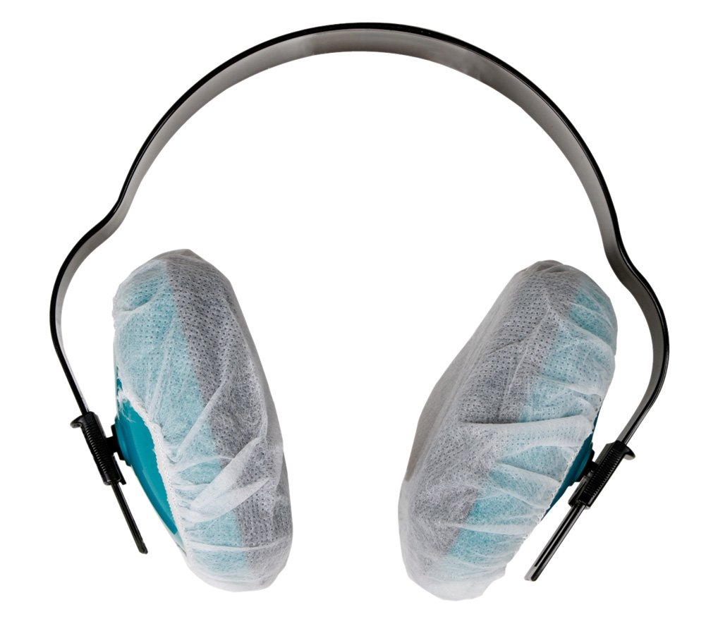 AliMed Sanitary Headset Covers, Large, case of 1,000