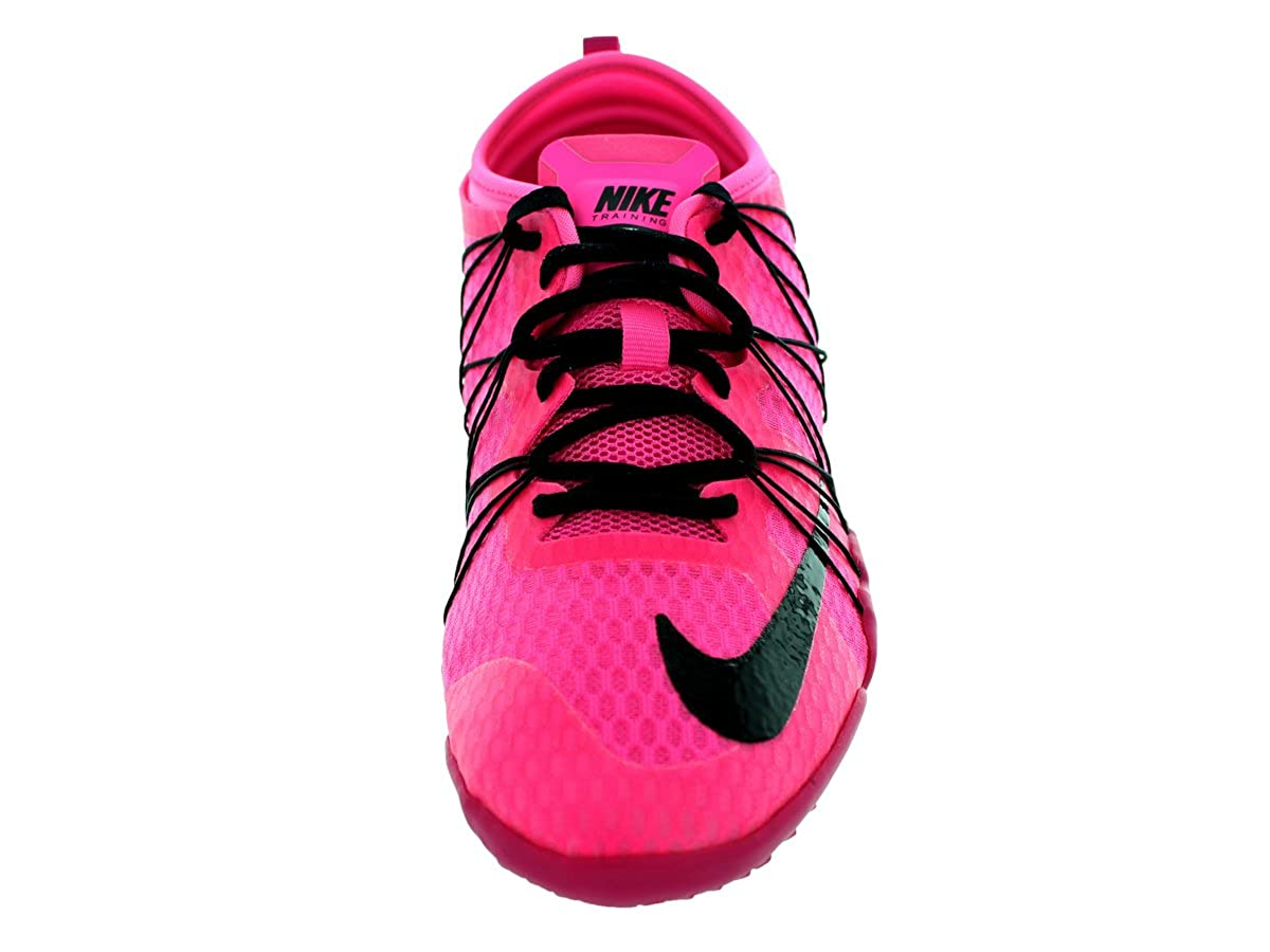 huge discount 51134 7046e NIKE Free 1.0 Cross Bionic 2 Ladies Training Shoe - Pink - UK8   Amazon.co.uk  Shoes   Bags