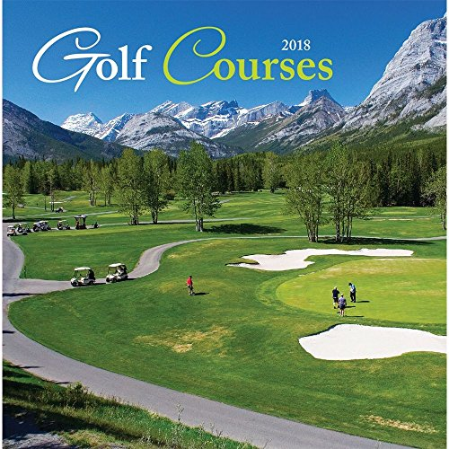 Turner Licensing Golf Courses Desk Calendar (18998970003)