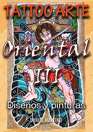Amazon.com: Tatuajes: TATTOO ARTE ORIENTAL III: 120