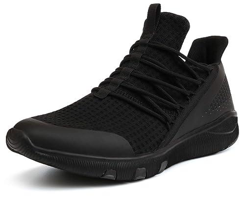 3e036b7d017 JOOMRA Men's Stylish Sneakers Lightweight Cushion Athletic Shoes