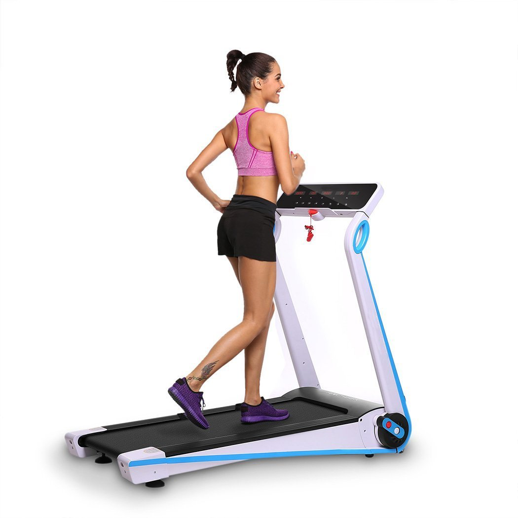 Pagacat Life Fitness Folding Electric Treadmill Machine APP Control (US Stock)