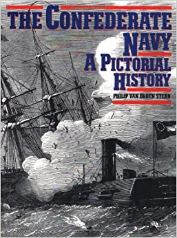 Book The Confederate Navy: A Pictorial History