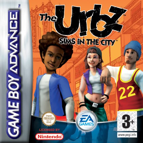 The Urbz (GBA)