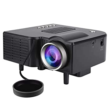 Proyector portátil, mini proyector de video LED 1920 * 1080 ...