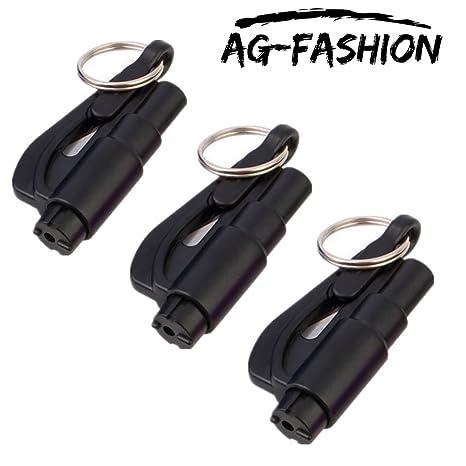 Amazon.es: [3 pieza] AG de Fashion Auto Emergencia Martillo ...