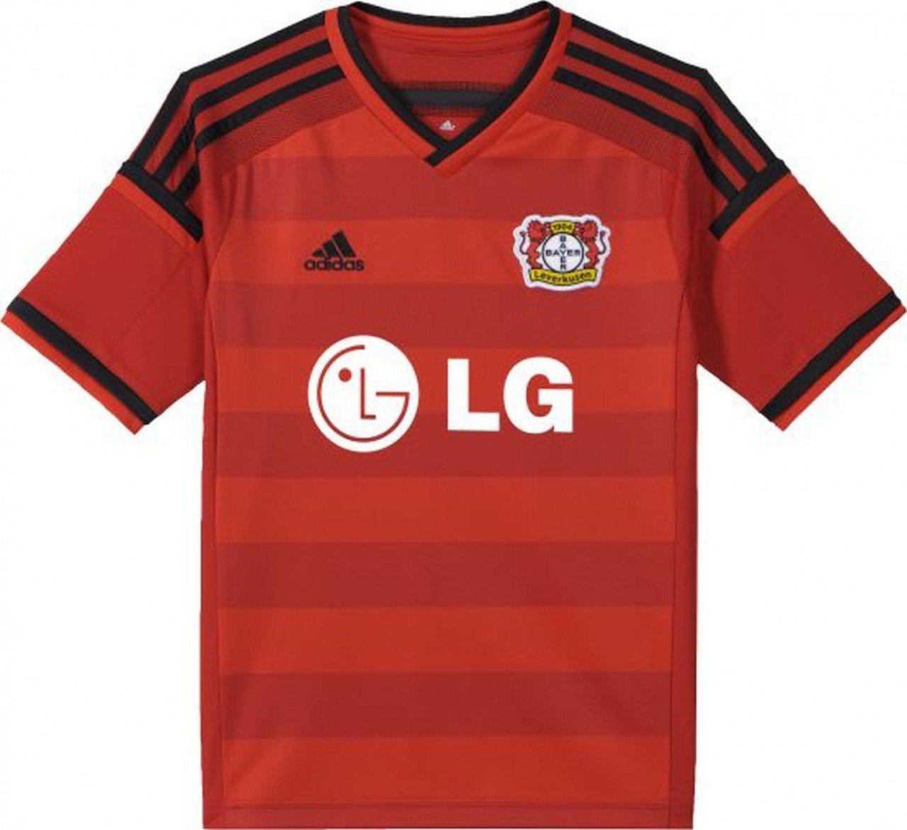 Adidas Herren Trikot Bayer Leverkusen 04 Heim