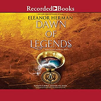 Blood of Gods and Royals, Book 4 - Eleanor Herman