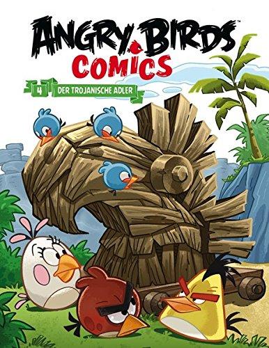 Angry Birds Comicband 4: Der trojanische Adler