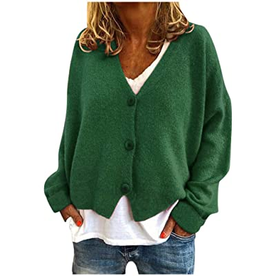Fashion Women Sweater Plus Size Fleece Sweatshirt Bow Collar Solid Pullover Solid Knitted Casual Sweater Warm Top: Clothing