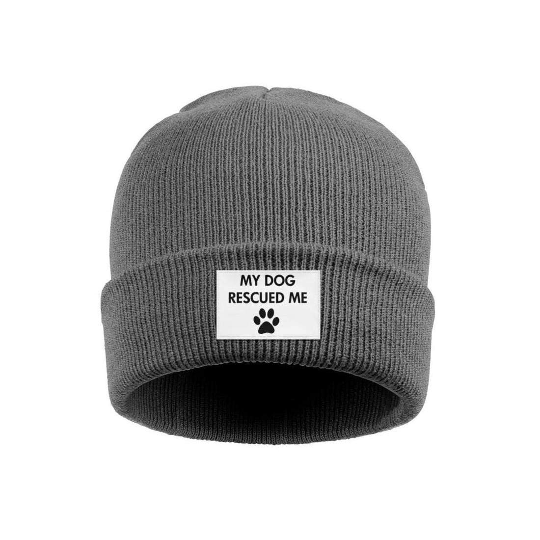 4c0e75cb6c3 Amazon.com  Knit Cap Unisex Woolen Caps in Dog Years I Would Be 350 Beanie  Skull Hats  Clothing