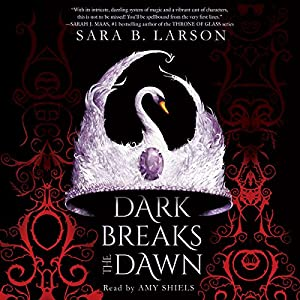 Dark Breaks the Dawn Audiobook