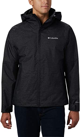 Waterproof /& Breathable Columbia Mens Westbrook Jacket