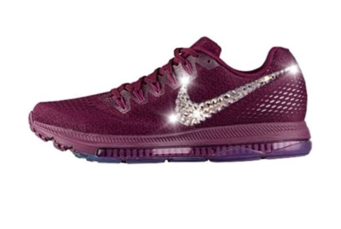 Womens Nike all out low, Swarovski Nike shoes, Bling Nike all out low,