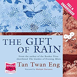 The Gift of Rain Audiobook