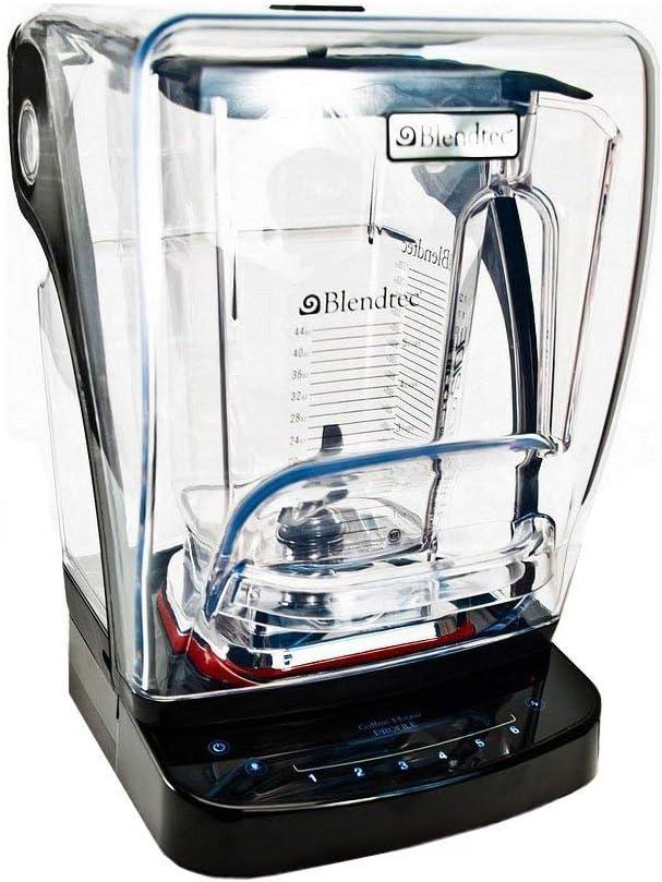 Blendtec Commercial Stealth 885 In Counter Blender - With Two WildSide Jars & Soft Lids