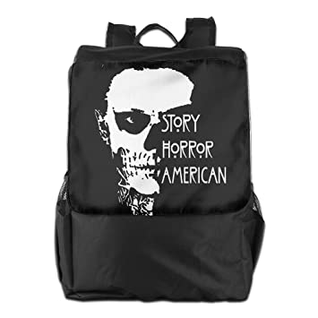 bbd3d8dbd759 Unisex American Horror Story Outdoor Backpack Travel Bag Business Bag   Amazon.ca  Sports   Outdoors