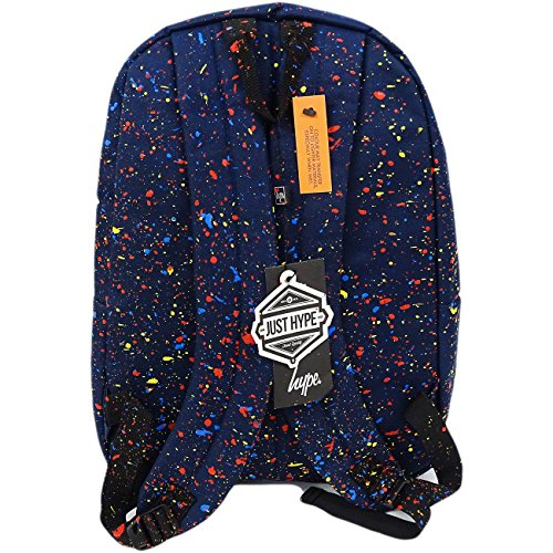Hype Hype bag (Speckled) Nvy/Multi, Borsa a spalla uomo nero Navy with Multi Taglia unica