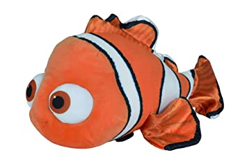 Disney Simba 6315871786 Finding Dory Peluche Nemo 50 cm Naranja