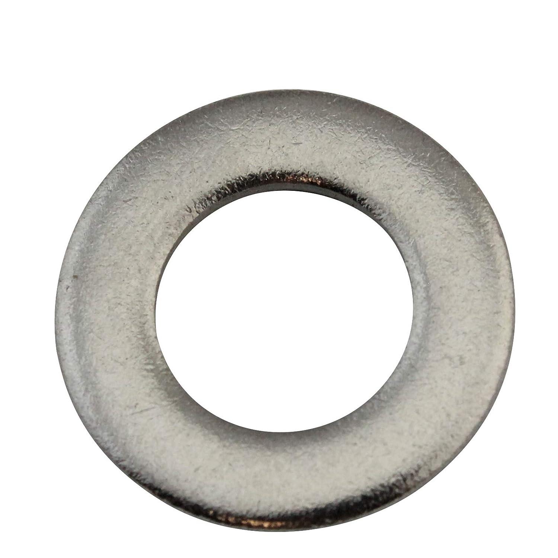 VPE: 50 St/ück DIN 125 D2D Edelstahl A2 V2A Unterlegscheiben Form A Gr/ö/ße: M6 Beilagscheiben Unterlagscheiben