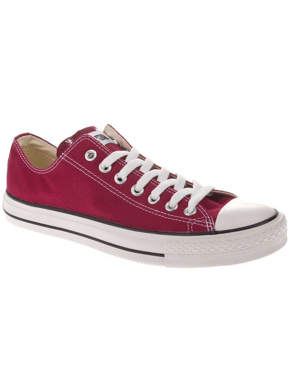 Converse Chuck Taylor All Star Ox Men US 9 Burgundy Fashion Sneakers