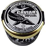 """純ロシア産最高級キャビア""""BLACK DIAMOND""""ROYAL IMPERIAL 20g(年100個限定生産)"""