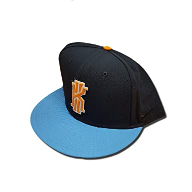 ... True Snapback Cap Mens Hat Navy White  Nike Kyrie Irving 2 Mens Adjustable  Snapback Univerity Blue Hat ... c0393d99c870