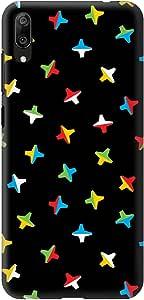 Stylizedd Huawei Y7 Pro (2019)   Snap Basic Case Cover Matte Finish - Twofaced Ex's