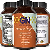 Cheap Best Prostate Support and Natural Health Supplement for Men Pure Extract Pills Contains Saw Palmetto Berries Pygeum Africanum Red Raspberry Vitamins Urinal Flow and Hair Growth by Griffith Natural