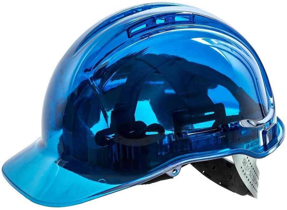 Portwest PV50/Peakview ventilato coperchio cappello by Portwest blu
