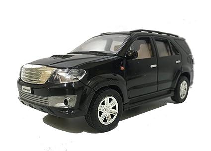 Jack Royal Fortuner Toy Car - Black