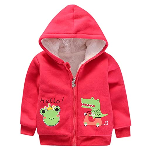 Amazon.com: Infant Toddler Girl Boy Autumn Winter Warm ...