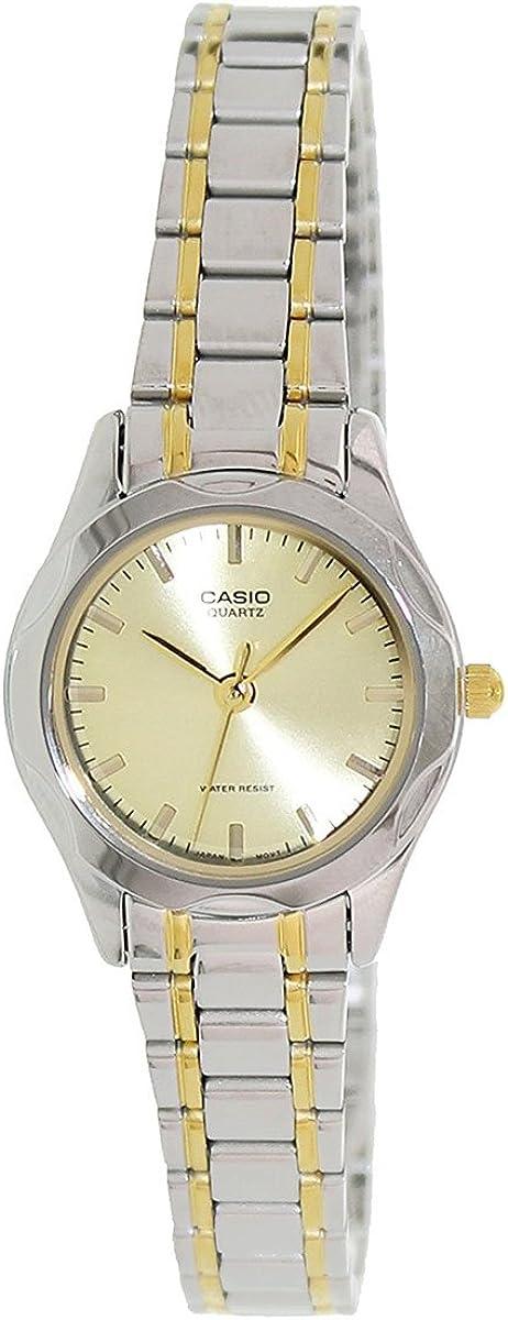 Casio General Ladies Watches Metal Fashion LTP-1275SG-9ADF – WW