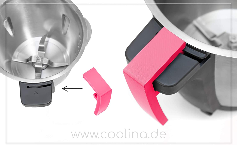Compra Coolina - Mango para grifo de mezclas Monsieur Cuisine ...