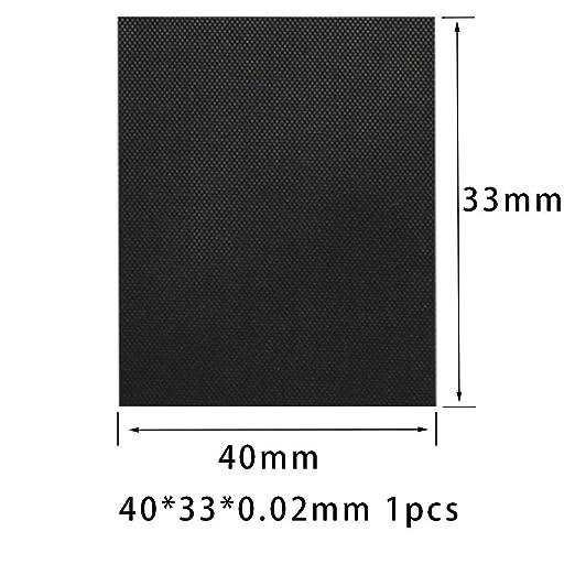 Amazon.com: eDealMax 16x13 pulgadas Parrilla Mat Conjunto ...